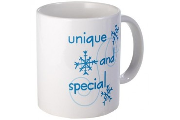 Unique And Special Holiday Mug by CafePress