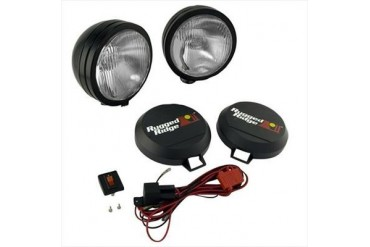 Rugged Ridge HID Off Road Lighting 15205.51 Offroad Racing, Fog & Driving Lights