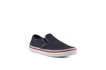 Crocs Hover Slip On Navy White