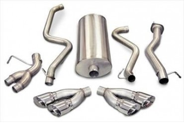 Corsa Performance Exhaust Cat-Back Exhaust System 14893 Exhaust System Kits