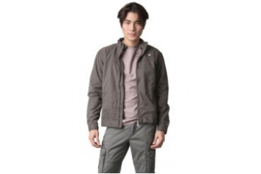 Watchout! Casual Watchout Casual Long Sleeve Olive Jacket