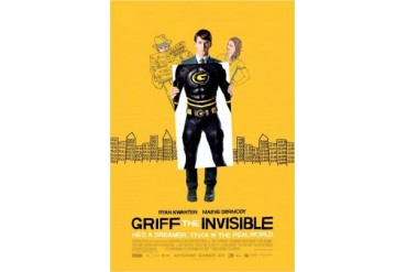 Griff the Invisible Movie Poster (27 x 40)