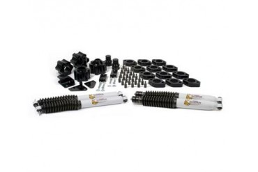 Daystar 4 Inch Suspension Lift Kit KJ09155BK Complete Suspension Systems and Lift Kits