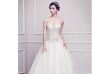 Kenneth Winston Wedding Dresses - Style 1581