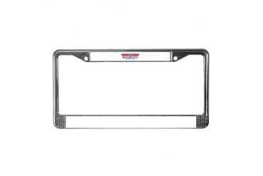 Bremerton Pride Location License Plate Frame by CafePress