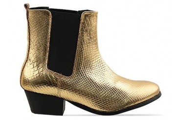 Miista Nia in Gold size 6.0
