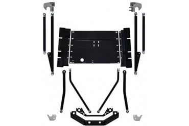 Rock Krawler Triple Threat Long Arm Upgrade YJ93004 Complete Suspension Systems and Lift Kits