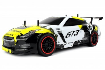 GT3 Racer Exotic Supercar RC Car 2.4 GHz 1 10 (Colors May Vary)