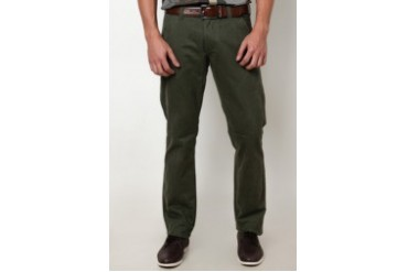 Three Paris Forest Chino Pants