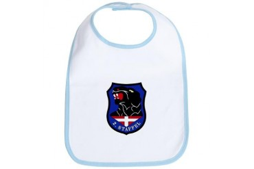 2. Staffel berwachungs- geschwader Air force Bib by CafePress