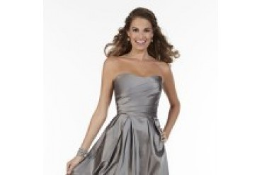"Pretty Maids ""In Stock"" Bridesmaid Dress - Style 22604"