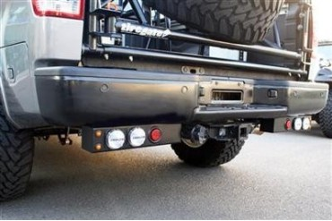 Delta Industries Backup Tail Bar 01-9586-6LX Offroad Racing, Fog & Driving Lights