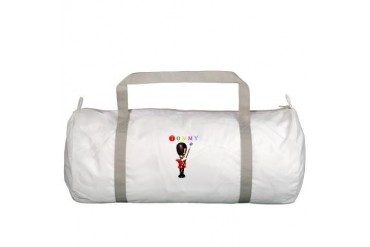 Tommy Marching band Gym Bag by CafePress