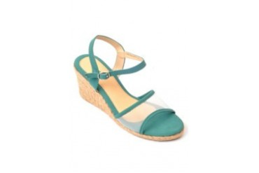 Camille Wedge Sandals