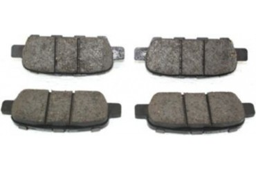 2003-2010 Nissan Murano Brake Pad Set Centric Nissan Brake Pad Set 105.09050 03 04 05 06 07 08 09 10