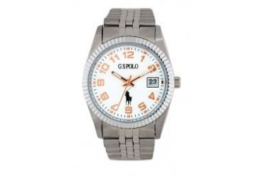 GS Polo GS Polo watch GS-4001-215 White