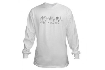 Baseball Long Sleeve T-Shirt by CafePress