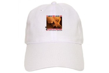 Anti-BSL Dogs Cap by CafePress