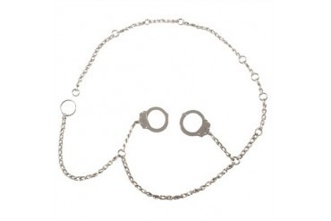 High Security Cuffs - Model 7002-Xl Separated Cuffs 72'''' Chain