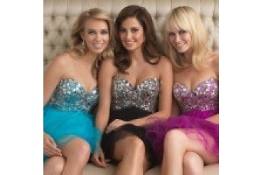 Night Moves Prom Dresses - Style 6410