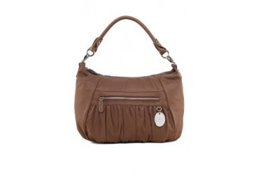 Nylon Single Handle Handbag