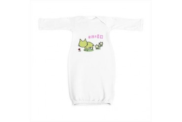 Susie Cute Baby Gown by CafePress