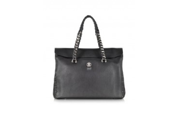 Regina Medium Leather Satchel