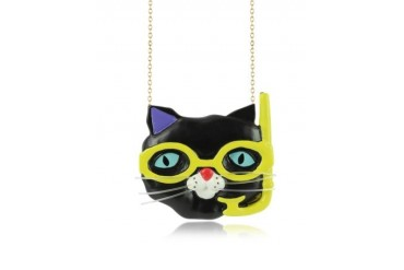 Plus qu'un Chat Georges Long Necklace
