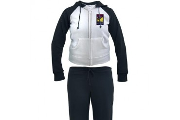 Best Seller Egyptian Africa Women's Tracksuit by CafePress