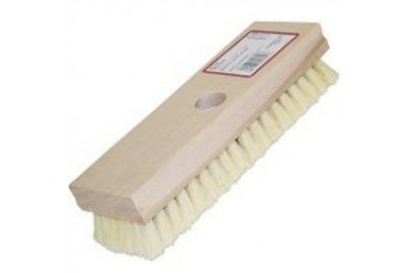 12 Pack Dqb Industries 11642 8In Acid Scrub Brush Tapered