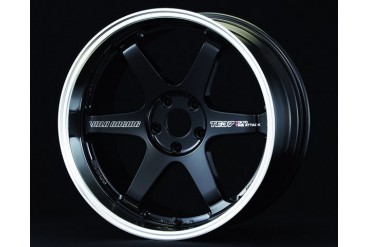 Volk Racing TE37 Tokyo Time Attack Wheel 19x8.5 5x112 Mercedes-Benz C63 AMG 08-12