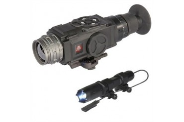 Thor Thermal Weapon Sights With Free Javelin Flashlight - Thor320-2x 320x240 60hz W/ Flashlight