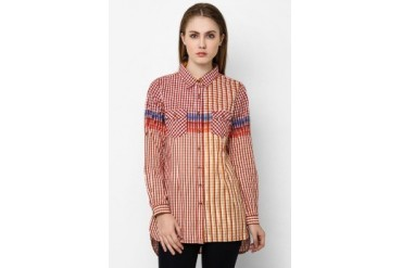Triset Long Sleeve With Collar
