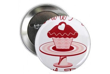 My Little Treat Holiday 2.25 Button by CafePress