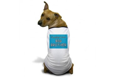 I'm going to be a BIG BROTHER Dog T-Shirt