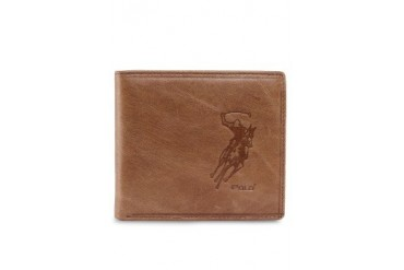 Polo Simple Leather Wallet