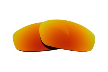 New SEEK OPTICS Replacement Lenses Oakley SPLIT JACKET Yellow