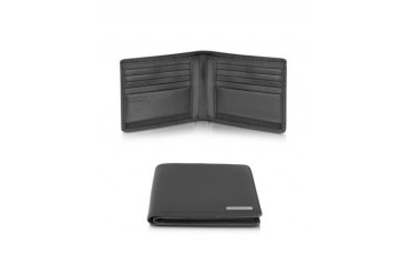 CL 2.0 - Black Genuine Leather Billfold