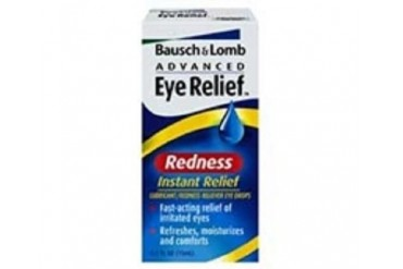 Bausch Lomb Advanced Eye Relief Redness Maximum Relief