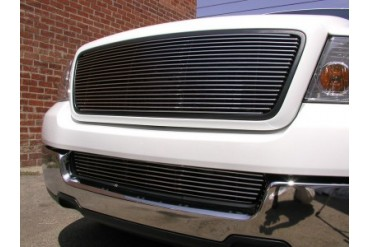 Grillcraft BG Series Bumper Billet Grille Ford F150 04-05