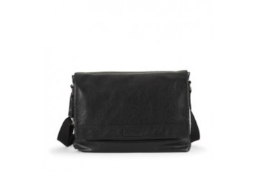 Top-Flap Messenger Bag