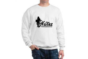 NUNEZ Cup Sweatshirt by CafePress