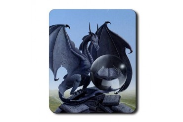 Reading Glass; Mousepad