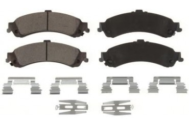 2001 Chevrolet Tahoe Brake Pad Set Bendix Chevrolet Brake Pad Set D834 01
