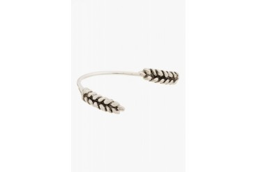 Aurlie Bidermann Silver plated Wheat Bangle