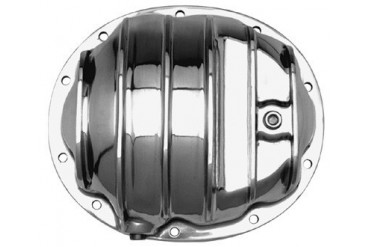 Trans-Dapt Dana 35 Polished Aluminum Cover 4832 Differential Covers