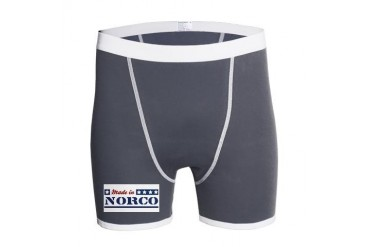 Made in Norco California Boxer Brief by CafePress