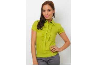 F 101 Melendez Short sleeve Blouse