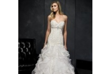 Kenneth Winston Wedding Dresses - Style 1522