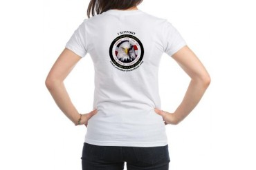 US Military Hall of Fame Military Jr. Jersey T-Shirt by CafePress